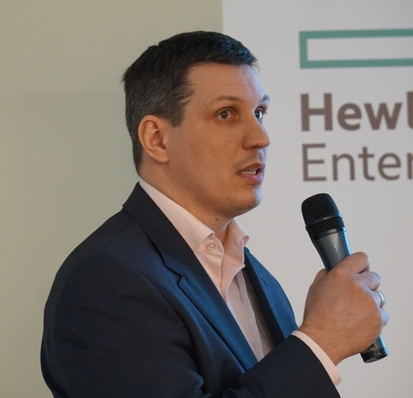 HPE Roadshow 2019 в Самаре. Статья Владислава Боярова. 01.04.2019 г.