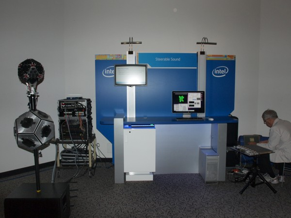 IX ежегодный слёт Research at Intel. 7 июня 2011 г. Фото: Александр Семёнов.